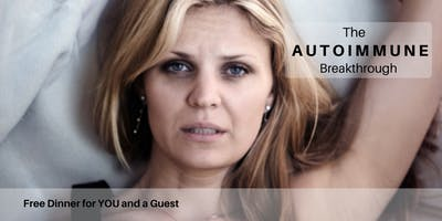 The Autoimmune Breakthrough | FREE Dinner Event with Dr. Ruben Valdes, DC