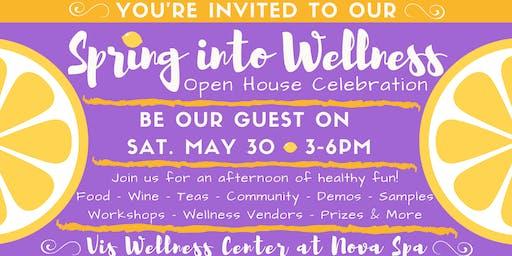Spring into Wellness! Open House Celebration 2020