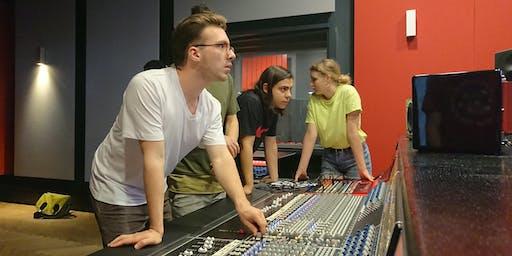 Music Production Taster Workshop