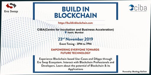 Build In Blockchain 2019