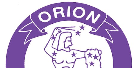 Orion SC. 2019 Club Championships Presentation Night and Disco tickets