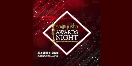 Samyukta Awards Night 2020 tickets
