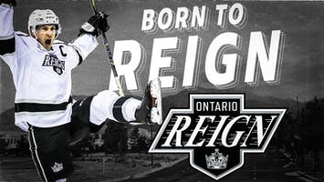 Ontario Reign Hockey