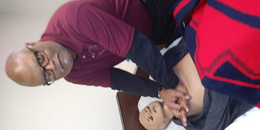 AHA Health Care CPR