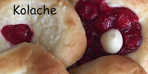 MAKE-AND-TAKE BAKING CLASS: CZECH KOLACHE