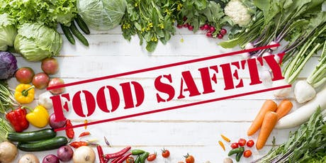 Outdoor Food Safety and Certification Permit- FREE tickets
