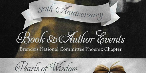 Bookmark - 30th Anniversary of Book & Author
