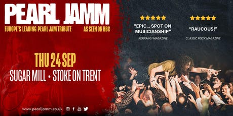 Pearl Jamm live at Sugarmill tickets