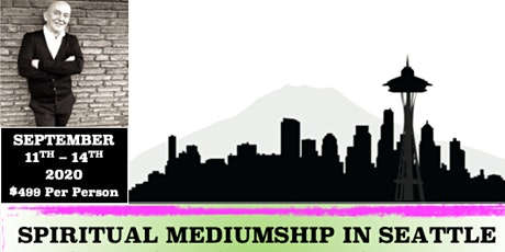 THE JOURNEY OF MEDIUMSHIP WITH PAUL JACOBS - SEATTLE tickets