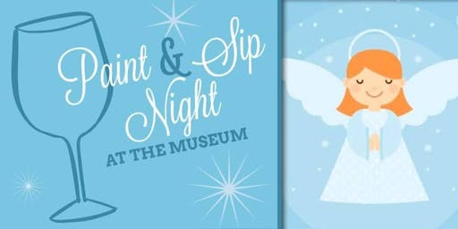 Paint & Sip Night at the Museum