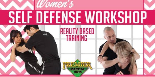 ***FREE***  Women's Self Defense Workshop- North Augusta