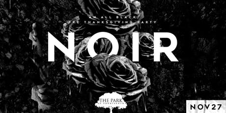 Noir Party | The Park at 14th tickets