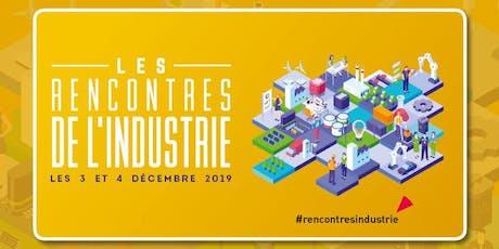 Les Rencontres de l'Industrie 2019 billets