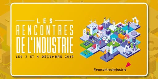 Les Rencontres de l'Industrie 2019