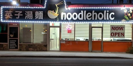 Dining With Friends: Noodleholic tickets