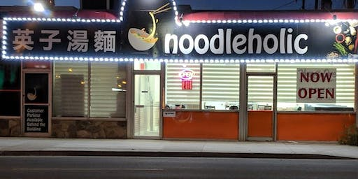 Dining With Friends: Noodleholic