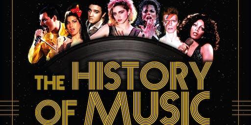 THE HISTORY OF MUSIC PLAYA CLUB CORUÑA