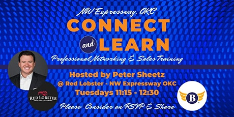 NW Expressway, OK: Connect & Learn | Professional Networking and Sales Training tickets