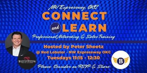 NW Expressway, OK: Connect & Learn | Professional Networking and Sales Training