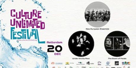 Under The Surface | Trio SayeRoshan | New European Ensemble tickets