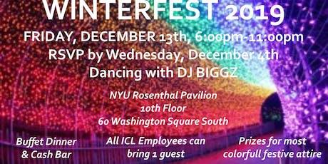 ICL Winterfest 2019 tickets