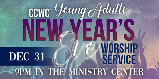 Young Adults New Year's Eve Service