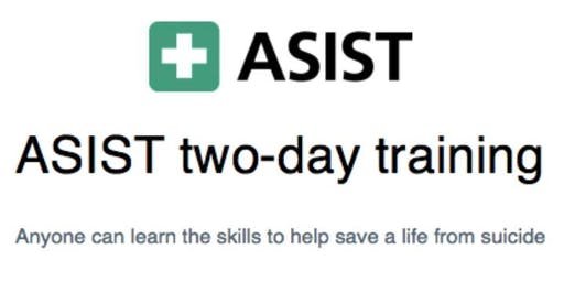Applied Suicide Prevention Skills Training (2-day training)