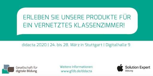 didacta 2020 - Gesellschaft für digitale Bildung (Digitalhalle)