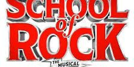 School of Rock - The Musical tickets