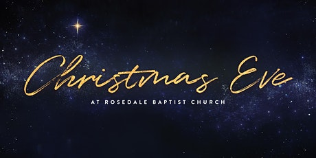 Christmas Eve at Rosedale tickets