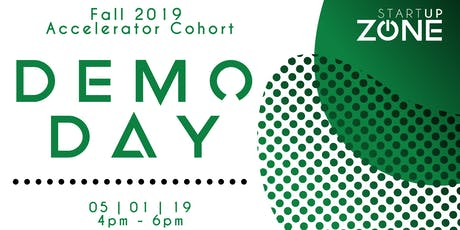 DEMO DAY | Fall 2019 Accelerator Cohort tickets