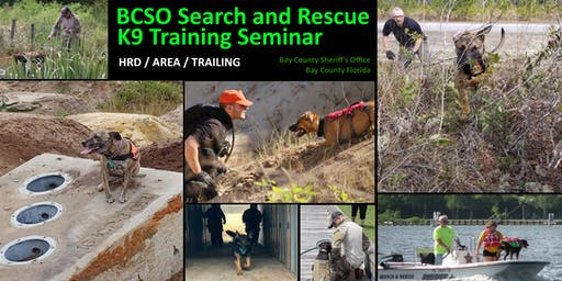 2020 K9  Training  Trailing, HRD & Area Search Seminar