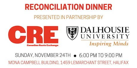 Youth Reconciliation Dinner tickets