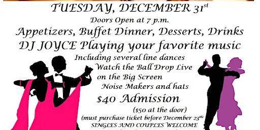 Stardust Ballroom NYE GALA DINNER DANCE