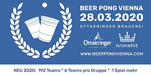 Beer Pong Vienna 2020