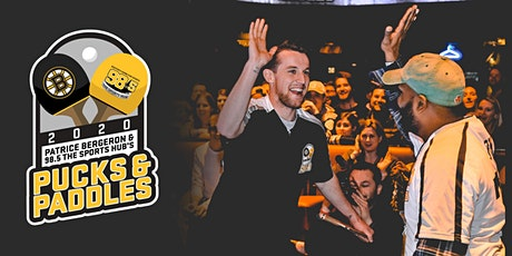 Patrice Bergeron & 98.5 The Sports Hub's Pucks and Paddles - 2020 tickets