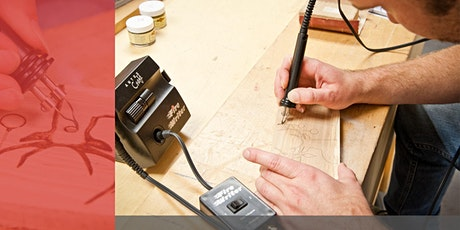 Cardiff Store - Pyrography Workshop With Gavin Andrews tickets