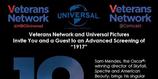 """VetNet Exclusive Movie Screening of """"1917"""""""