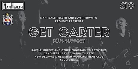 Get Carter tickets