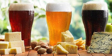 Beer and Cheese Pairing Evening tickets