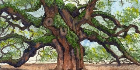 Everyone Can Paint A Tree watercolor workshop tickets