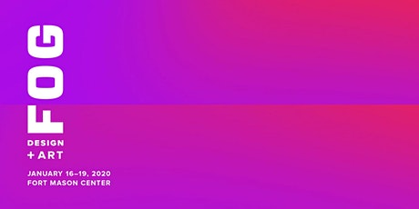 FOG DESIGN+ART FAIR 2020 tickets