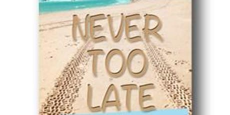 Never Too Late: New Year Reinvention Workshop with Claire Cook tickets