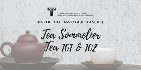 TEA 101 & 102: In-person class (THAC Coquitlam, BC) tickets