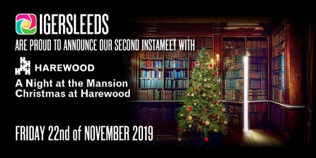 A Night at the Mansion: Christmas at Harewood tickets