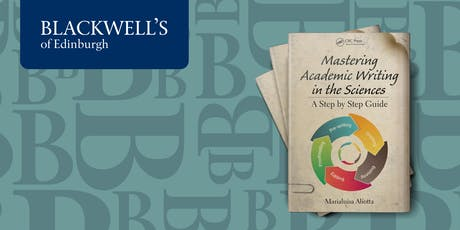 Mastering Academic Writing in the Sciences with Marialuisa Aliotta tickets