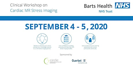 The Clinical Workshop on Cardiac MR Stress Imaging tickets