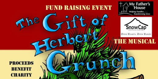 """""""The Gift Of Herbert Grunch"""" holiday musical-charity event"""
