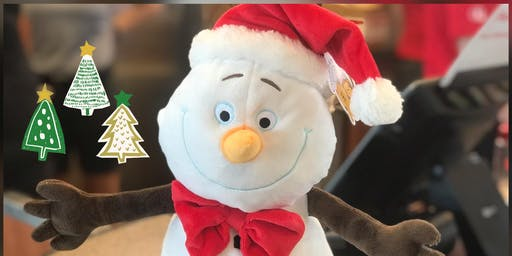 Stuff a Snowman!