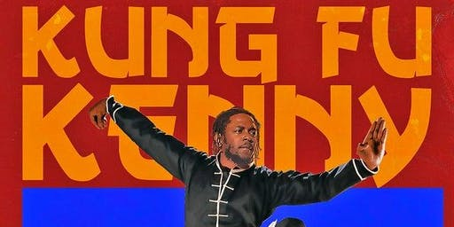 FREE EVENT : Kung Fu Kenny Art Exhibit ( Kendrick Lamar )
